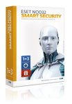ESET NOD32 Smart Security. Изображение коробки.