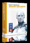 ESET NOD32 Smart Security. Изображение коробки.