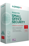 Касперский Small Office Security. Изображение коробки.