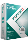Касперский CRYSTAL. Изображение коробки.